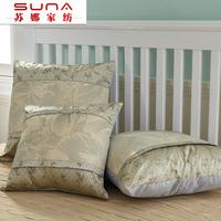 Free shipping square Bedding cushion pillow cover summer viscose kaozhen set sofa pillow case