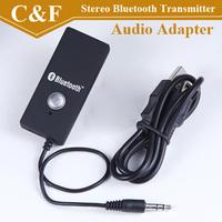 Stereo Bluetooth Transmitter Transmite Audio Dongle Adapter US Plug SK-BTI-002 + FreeShipping