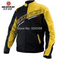 Scoyco motorcycle ride top multifunctional jacket automobile race clothing JK31 Motorcycle jackets