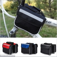 New Brand Bicycle Bag ,140mm bike bag,Cycling Sports Prowell Frame Front Tube Bag ,For Cell Phone Bicycle Sports