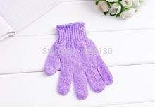 popular shower glove