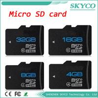 Memory cards Micro SD card 8GB 4GB Memory cards 16GB 32GB 64GB class 10 Microsd TF card Pen drive Flash + Adapter + gift Reader