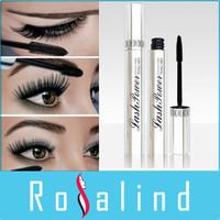 Rosalind New 2015 M.n Brand Makeup Mascara Volume Express False Eyelashes Make up Waterproof Cosmetics Eyes Free Shipping