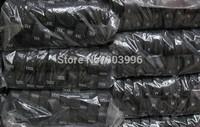 Free shipping woven cloth/GARMENT SIZE LABEL XS S M L XL XXL XXXL XXXXL for clothing black background white letters,1000pcs/lot