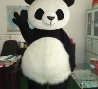 Baby Panda Bear Mascot Costumes Cartoon Fancy Dress Halloween Party Adult Size Free Shipping