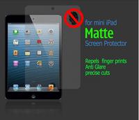Free Shipping 1pcs/lot Matte Anti-Glare Guard Cover Film Screen Protector for Apple iPad Mini Screen Protector High Quality