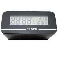 WIFI IP Table Clock Camera  for iPhone 5 5C 5S/ for iPhone 4 4S/ iOS Smartphone/ Android Smartphone/ for iPad/ Tablet PC