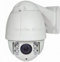 1.3Megapixel 960P IP CAMERA  10X optical Zoom IR IP ptz dome camera ip camera support Onvif2.0 video security system