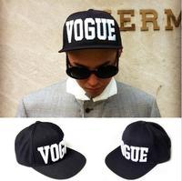 Hot Brand Fashion Snapback For Men Women VOGUE Letter Harajuku Baseball Cap Adjustable Hat Drop Ship SCX123-M0307