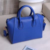 HOT!!!!New 2014 fashion women leather handbags cowhide handbag one shoulder bag messenger bag totes 3 colors