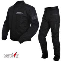 Germany NERVE Robert Motorcycle clothing Racing Jacket Locomotive Motorcycle riding Set Jacket And Pants