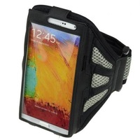 Free shipping,Ventilation Mesh Sports Belt Gym Armband Case Cover For Samsung Galaxy Note 3 N9000 Note 2 II N7100