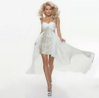 Free Shipping New Arrival Women's Prom Gown Ball Evening Dress E0134
