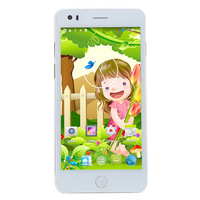 "Mijue M680 MTK6582 Quad Core Phone 1.3GHz  5.0""  Capacitive Screen Android 4.4.2 Camera 5.0MP+13.0MP 1GB+4GB GPS OTG 3G Gold"