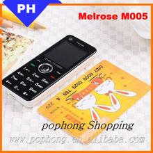 Melrose M005 1.44 inch TFT GSM CDMA mini mobile phone(China (Mainland))
