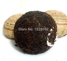 Premium Yunnan puer tea Old Tea Tree Materials Pu erh 100g BAG Ripe Tuocha Tea Secret