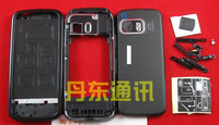 Free shipping retail housing for nokia  5800 XpressMusic, case for NOKIA 5800xm