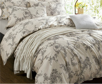 European and American style bedding set king size five star hotel hotel bedding export quality bed set duvet cover