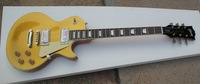 Best Genuine Brand Classic Standard Electric Guitar Former Gold And Back Yellow OR Red Guitar Model Made in the USA