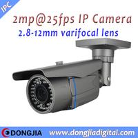 DA-IP8820TRV 2.8-12mm varifocal lens cctv camera wide view angle 2 megapixel IP Camera