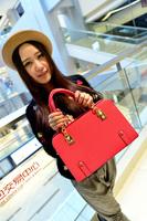 2014 women's fashion handbag trend shoulder bag big handbag one shoulder women's cross-body bag