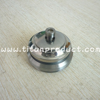 Titanium Tapered Headset 42/52mm