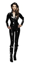 popular sexy vinyl catsuit