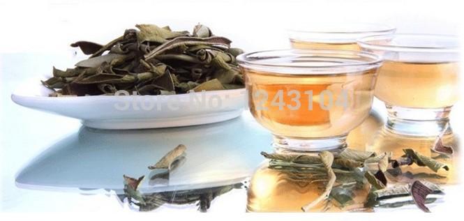 New Nature organic superfine Premium wilde Herbal tea premium aloe tea vera dry maculae 250g 8.82oz beauty skin care whitening(China (Mainland))