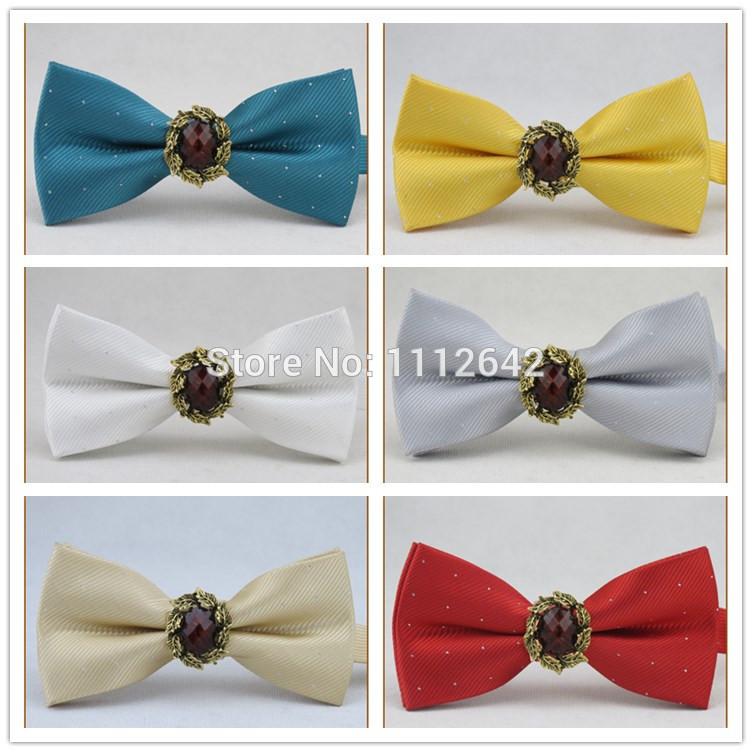 Женские воротнички и галстуки bowtie/12 dot desgin no галстуки