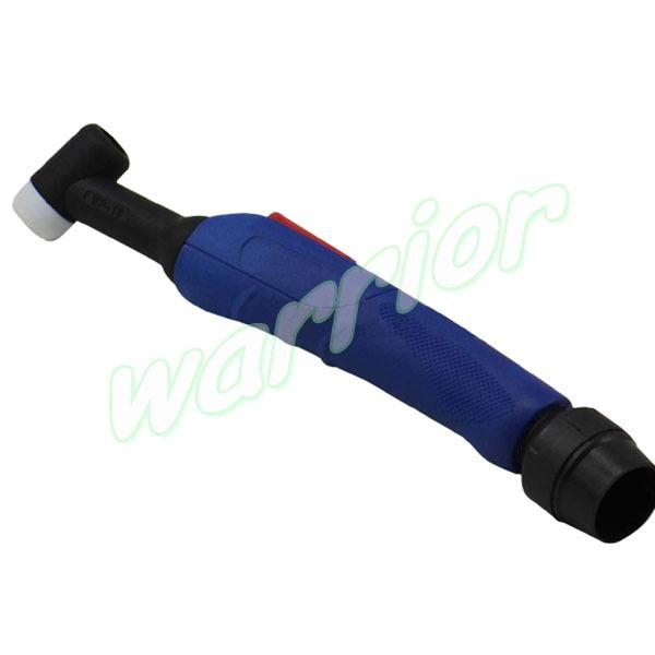 Euro style wp 18 sr 18 tig welding machine torch head body 350amp