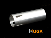 Stainless Steel Cylinder Type C 301-400mm for Airsoft AEG smooth inner wall, Full Flow