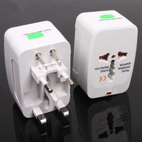 2014 NEW AC Power Adapter Converter AU/UK/US/EU Plug Travel Charger /Surge Protector All in One Universal Travel Wall Charger
