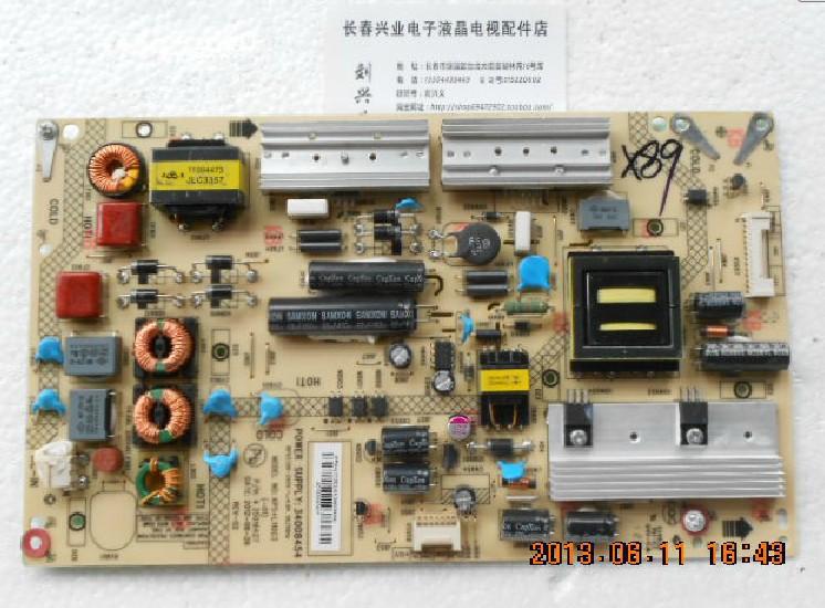 Free shipping<Original Konka LED47X8I00PDE LCD power board 34008454 KPS + L110C3 * 35016427(China (Mainland))