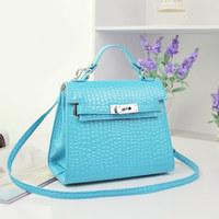 Free shipping  trend vintage one shoulder cross-body women's handbag  small cross-body bag