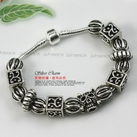 Discounted Items 925 Silver European Style Charm Chamilia DIY Bracelets For Gilrs Fashion Jewellery For Christmas Gift PA1237