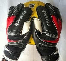 Full Finger Free Shipping Original Brand Brazil Professional Antislip Reusch  Latex plam Soccer/Football Goalkeeper Gloves(China (Mainland))