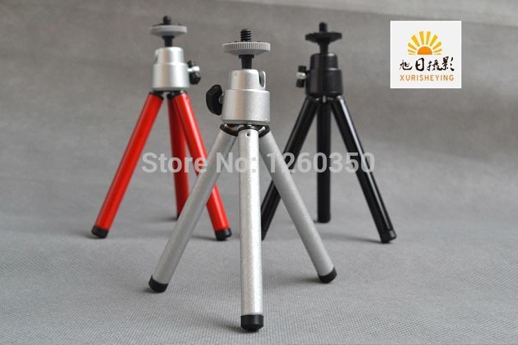 Mini tripod portable tripod webcam mount camera tripod(China (Mainland))