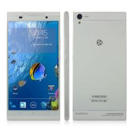 Kingzone k1 mtk6592 octa core 16go téléphone mobile android 4.3 rom 5.5 pouces. 1920x1080 14.0mp pixels caméra dual sim