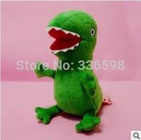 """17cm  Dino"" Peppa Pig Toys New Baby Anime Toys Pepa Pig Peppa Pig Plush Family"