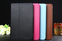 New Folio PU Stand Leather Case Cover For  Lenovo Tab A8-50  A5500 8 inch Tablet PC,free shipping!!