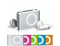 MINI clip MP3 Player with Micro TF/SD card Slot with cable+earphone No retail box