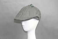 2014 Brand New Designer CA Roots100% Cotton Men's Retro Leisure Newsboy Hat  Casquette Peaked Baseball Beret Cap Free Shipping