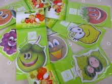 10PCS/lot Air freshener, paper perfumed,car air freshener any shape  Various fruits Apple pear grape orange strawberry  Etc.(China (Mainland))