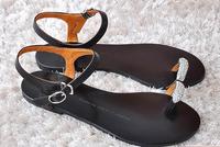 rhinestone flat fashion ladies flat sandals summer women flat shoes new GZ flats sandals 2014 brand flat sandals for women 2014