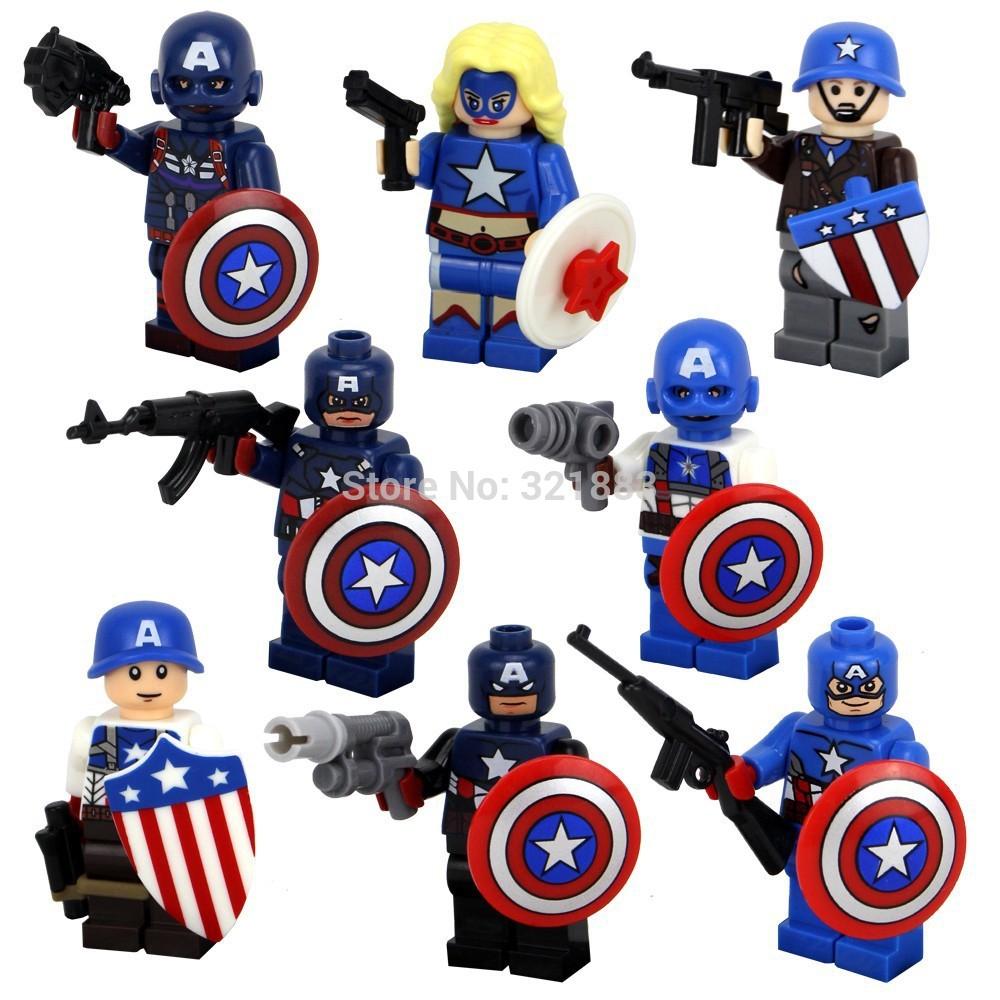 Captain America Avengers 2 Figure Avengers Captain America 2