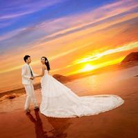 2014 famous design vintage sweet lace princess big train tube top wedding dress bride dress Freesjipping