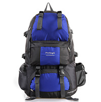 Free Shipping Large Capacity 40 + 5L Outdoor Waterproof Nylon Mountaineering Bag