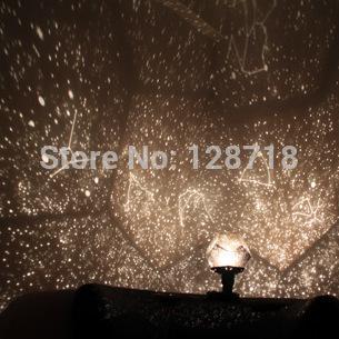 2014 new Highlight LED projection lamp Romantic seasons LED star projector Resaltar la lampara de proyeccion de LED night light(China (Mainland))