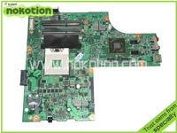 48.4HH25.011 Laptop motherboard for Dell Inspiron N5010 DDR3 WITH ATI VIDEO CARD High Quality Full tested CN-0W9PGG W9PGG