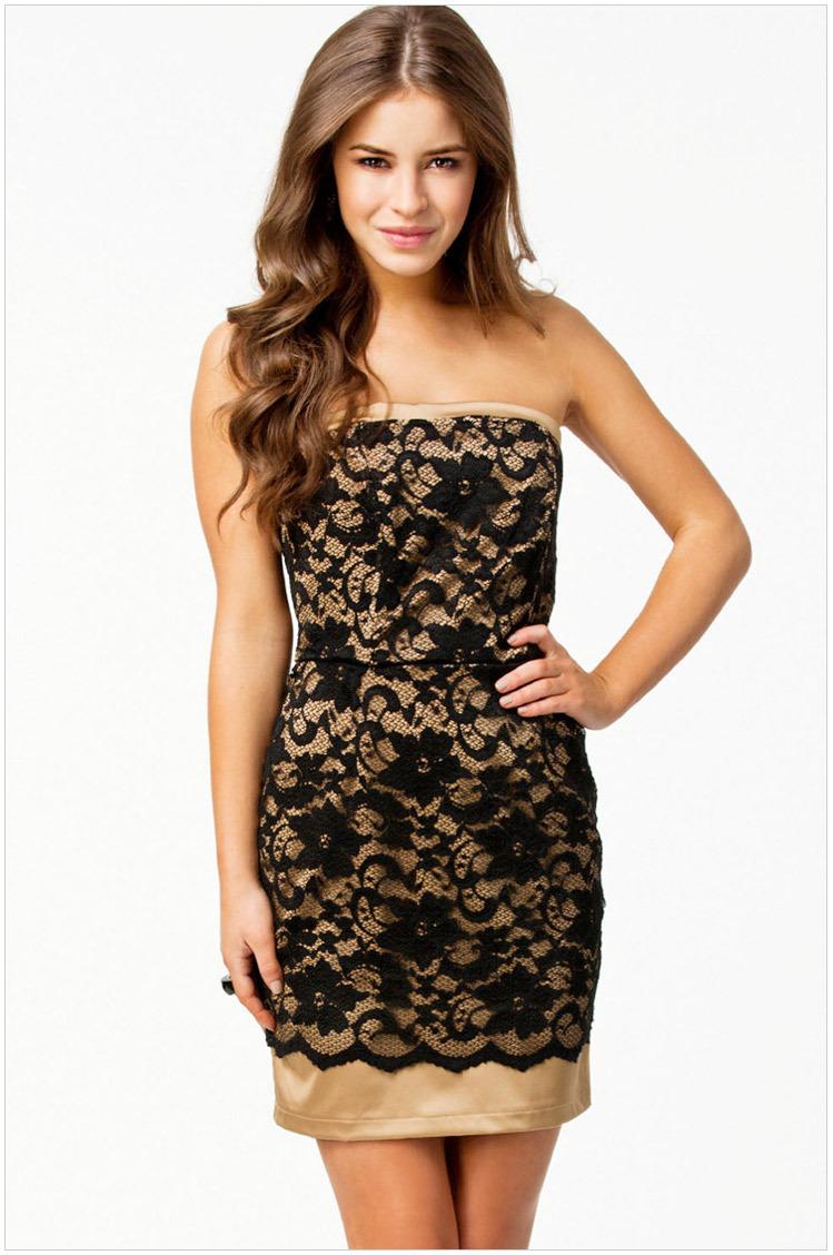 Золотистое Платье Доставка
